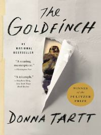 Extrait de The Goldfinch