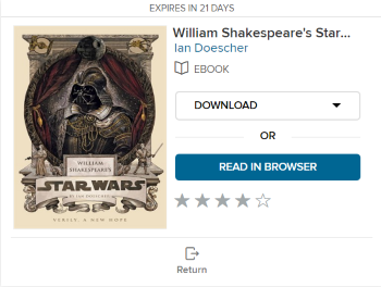 The download and read in browser options for a borrowed eBook. See instructions above.