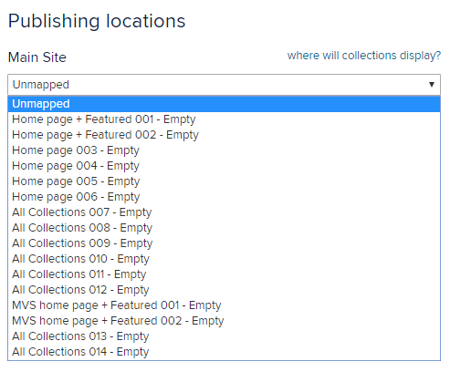 LexisNexis publishing locations