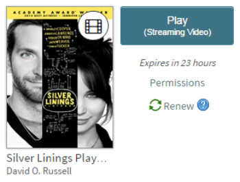 Play button for a streaming video. See instructions above.