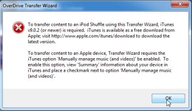 Download non itunes apps won't