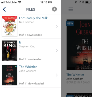 How to buy, download, transfer and recover audiobooks on iphone.