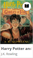 OverDrive Read sample of Harry Potter and the Goblet of Fire